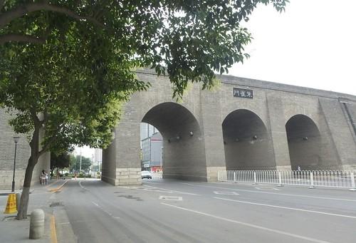 CH-Xian-Parc-Porte Sud (1)