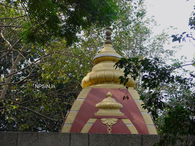 Shikar of Shiv Mandir