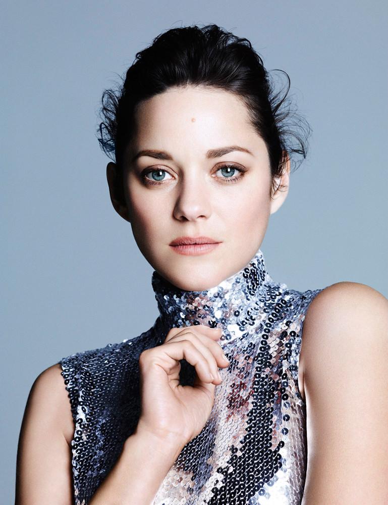 Марион Котийяр — Фотосессия для «Dior» 2015 – 4