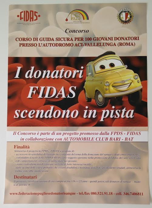 Rutigliano- donatori FIDAS