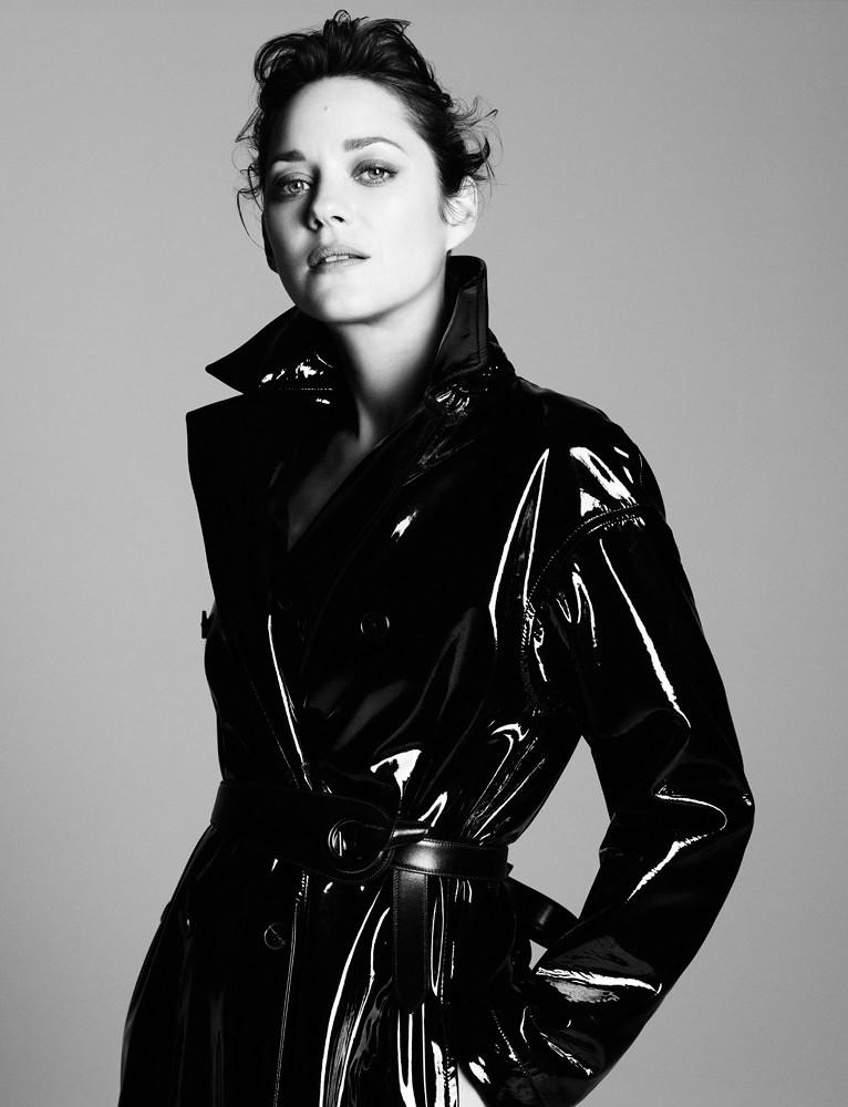 Марион Котийяр — Фотосессия для «Dior» 2015 – 2