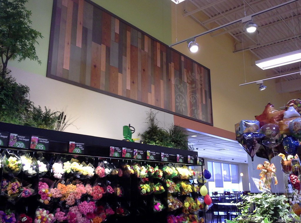 Floral Department Wall Decor Maybe It S Just Me But The M