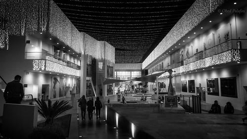 Maqueta en el Museo Internacional del Barroco. Puebla, México.