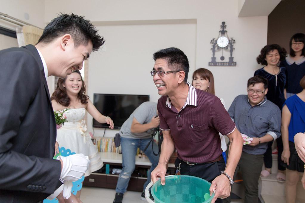台南婚攝-迎娶午宴 X 情定城堡 (21)