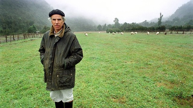 North Face Founder Douglas Tompkins Dies In Kayaking Accident In Chile