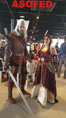 NEW & RETRO Valladolid Game Festival 2015. 1º Resumen