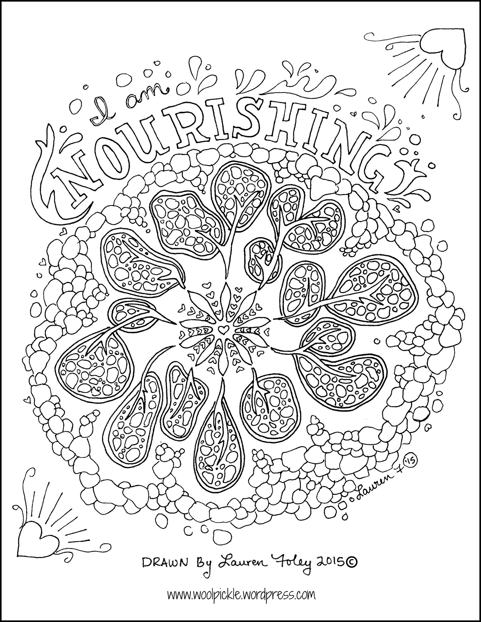Breastfeeding Free Coloring Pages