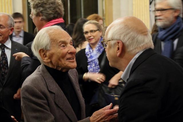 Jean d'Ormesson - Prix Clara 2015