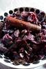 Chou rouge braisé aux épices / Spiced braised red cabbage