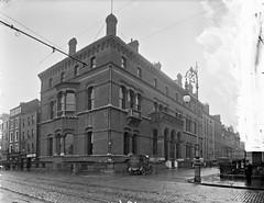 Nassau St, junction with Kildare St, Dublin