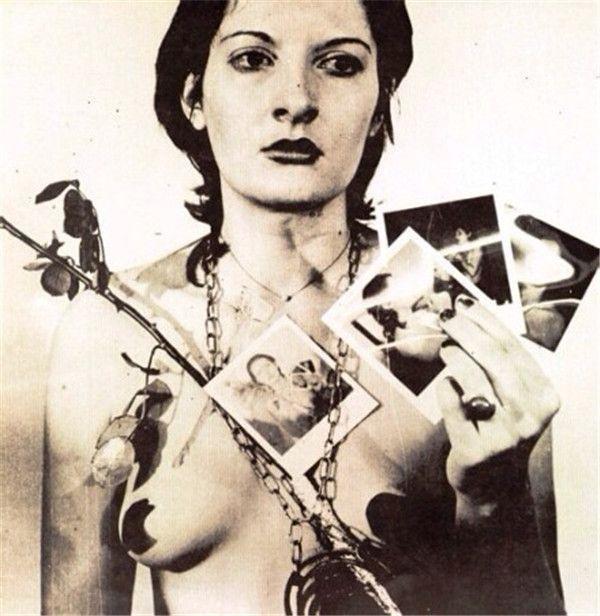 「行為藝術之母」Marina Abramovic5
