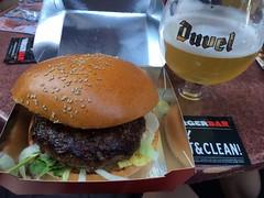 Best burger in Amsterdam