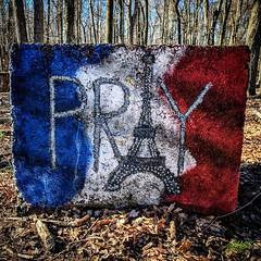 #graphicdesign #graffiti #haunted #evp #streetart #streetartist #art #graffitiart #urbanexplore #hiddenhistory #hiddenhistoryny #12ozprophet #abandoned #decay #spraypaint #mural #artinthewoods #notmywork #vandal #hiking #woods #blauvelt #newyork #paris #f