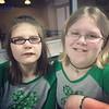 My Leprechauns. ☘️:four_leaf_clover::green_heart: #stpatricksday #fridaybowling #lovethesegirls