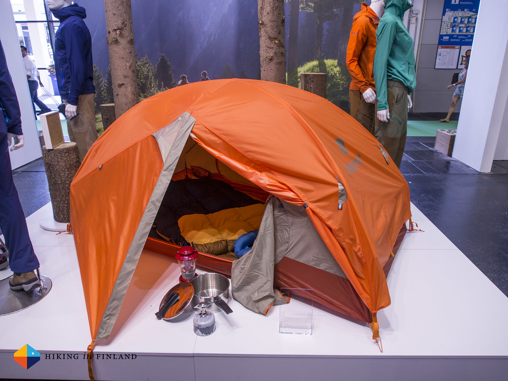 Marmot Vapor FC 2P Tent