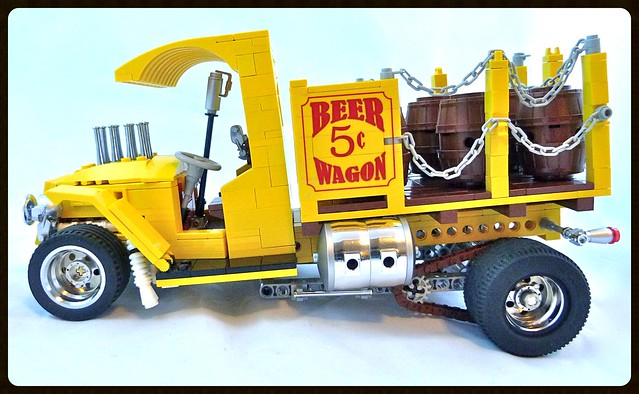 Tom Daniel's Beer Wagon