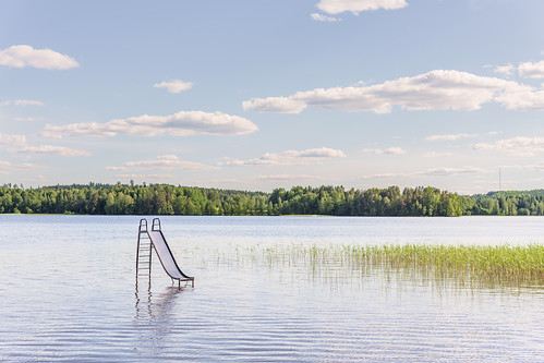 sky cloud lake water suomi finland scenery view slide artcenter orivesi loci mustasaari purnu skrubu pni pekkanikrus taidekeskus