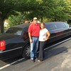 On our way to close on our new home!!  We graciously accepted the free ride :) #limousine #redkeyrealty #officiallystlouisians by ~*~ KO ~*~