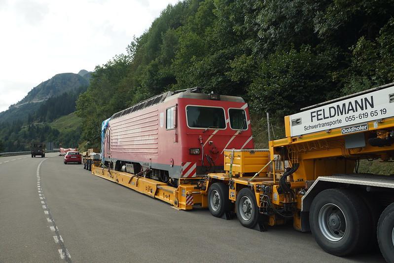 Matterhorn-Gotthard Bahn HGe 4/4 II