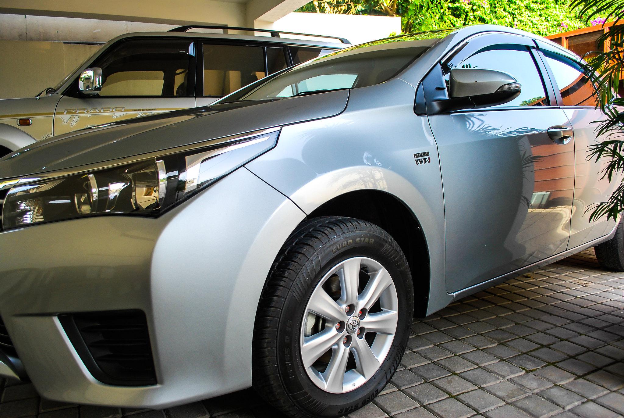 11th Generation Toyota Corolla Pakistan - 20354261963 9c4b3e6d43 k