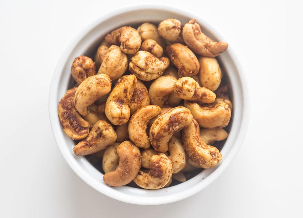 Chili cashewnødder