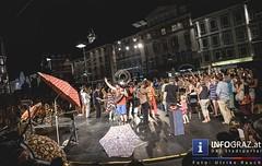 La Strada Graz am 8. August 2015