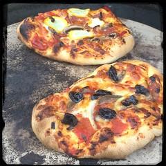 #Homemade #pizza #CucinaDelloZio - #KamadoJpe #BBQ