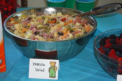 pawsta salad