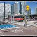 Street Car in Central Toronto, Ontario by SkylineScenes (Bill Cobb)