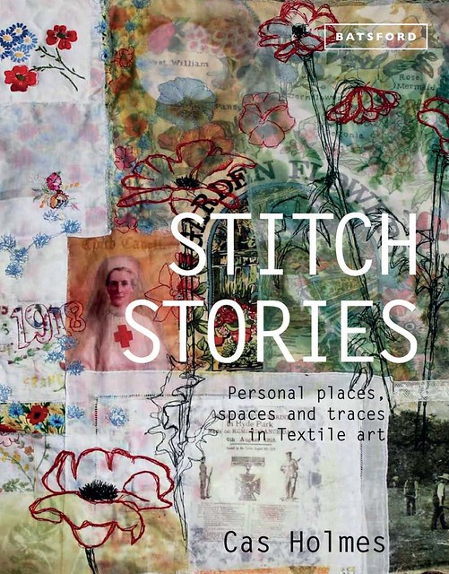 Stitch Stories 2015 Cas Holmes