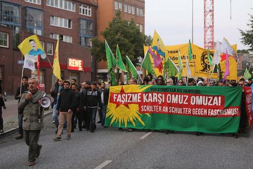 Hamburg Antifa Protest 11.09.2015 IMG_9345