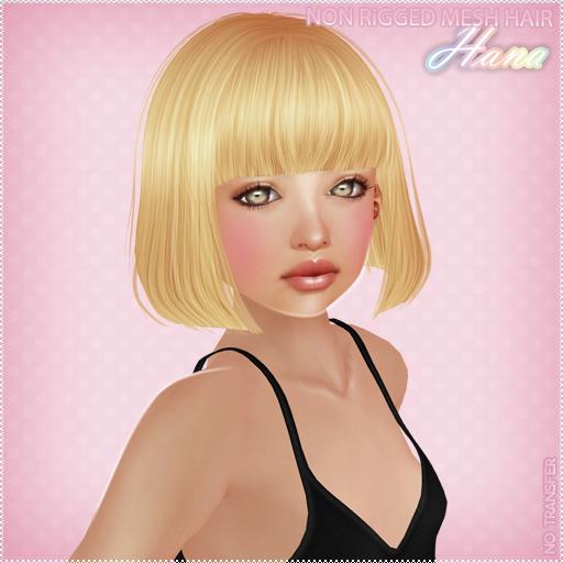:*BABY*: Hair HANA