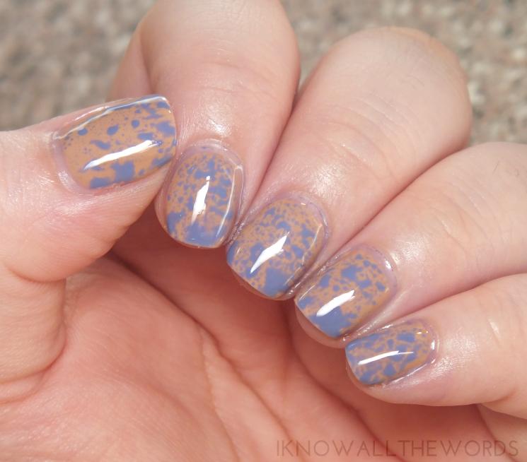 Bio Seaweed Gel Unity nail art (1)