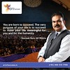 Quote of the Day - Success Guru AK Mishra by Success Guru AK Mishra