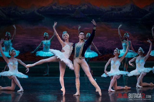 El lago de los Cisnes - Ballet Nacional de Cuba
