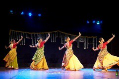 Post image for Payum Oli – A Kathak Tribute to Madras