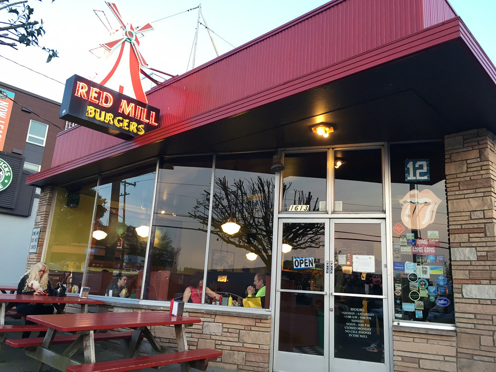 Red Mill Burgers 1