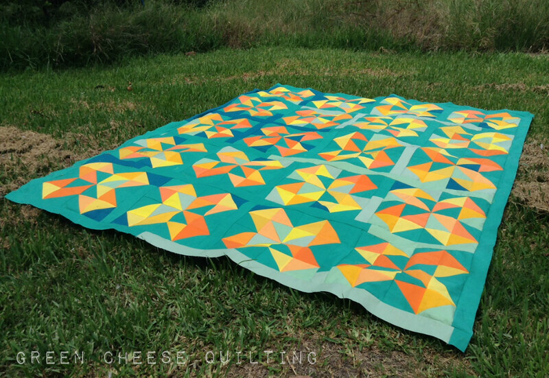 Fat Quarter Shop Star Cakes Quilt