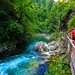 Vintgar gorge - Bled - Slovenia by Lior. L
