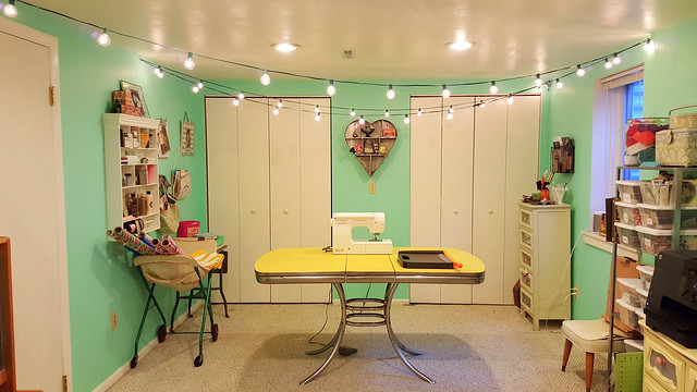 Happy Homeschool Room