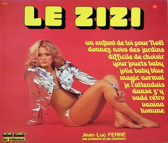 Jean-Luc Ferre - Le Zizi / Vanina