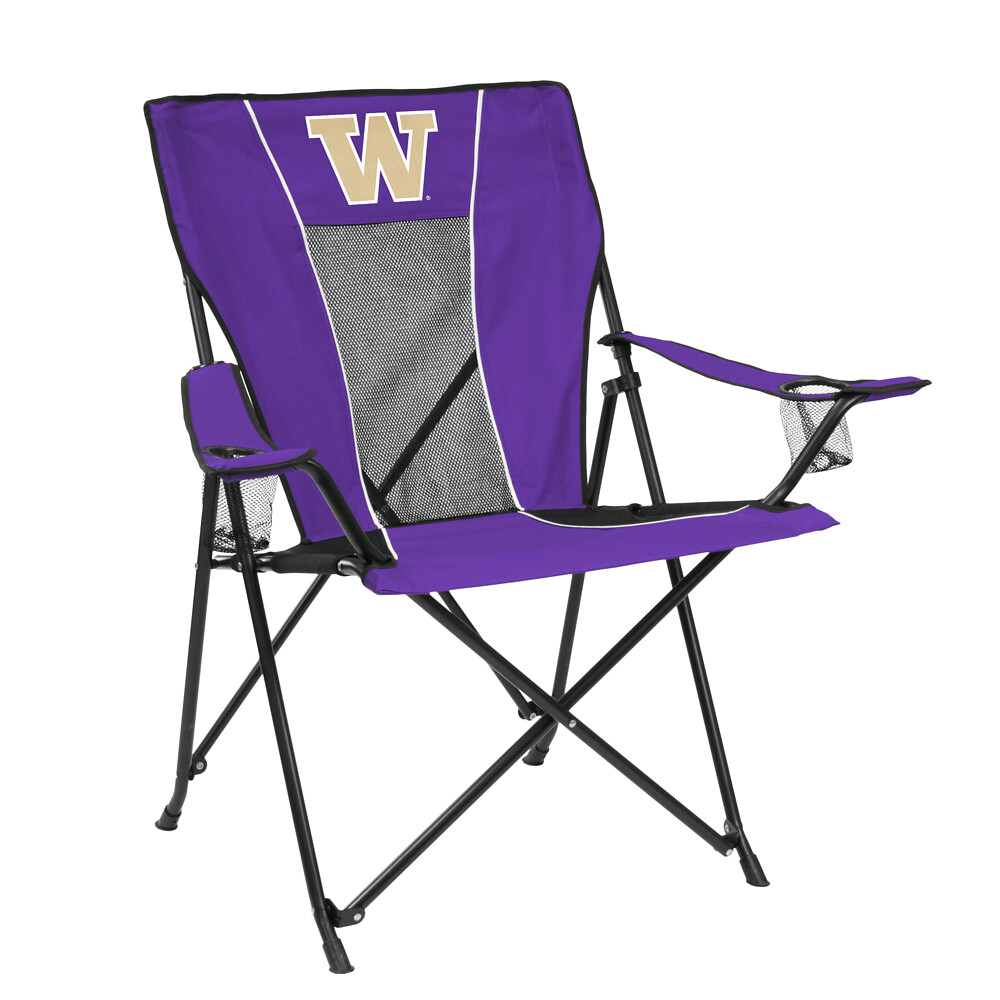 Washington GAME TIME TailGate/Camping Chair