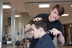 Barbering - Chris Hill