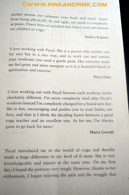 Yoga Books Review -Body Goddess
