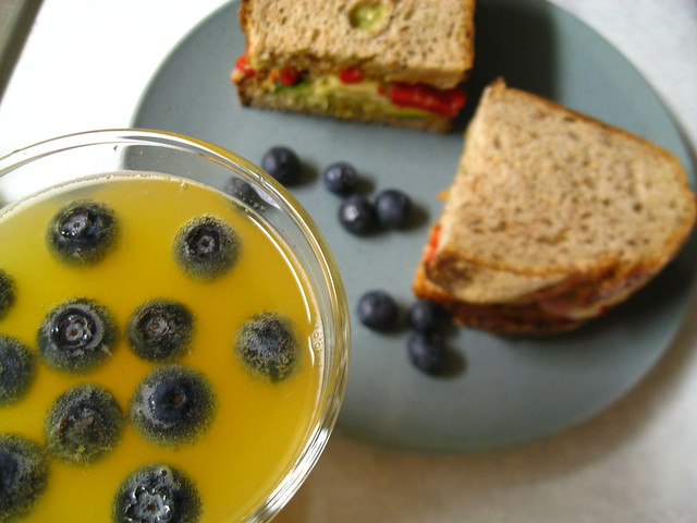 The Vegan Table: Sparkling Pineapple Juice