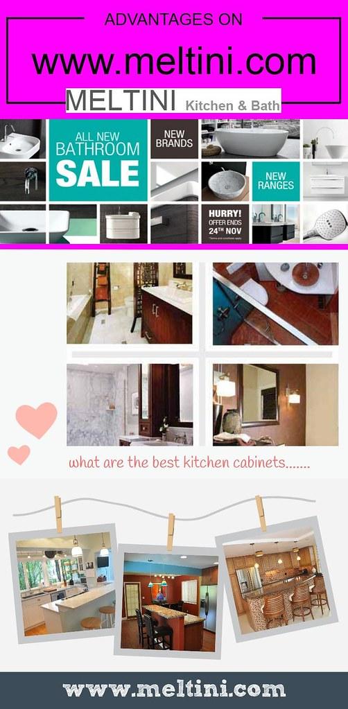 small bath design ideas | MELTINI Kitchen and Bath, we belie ...