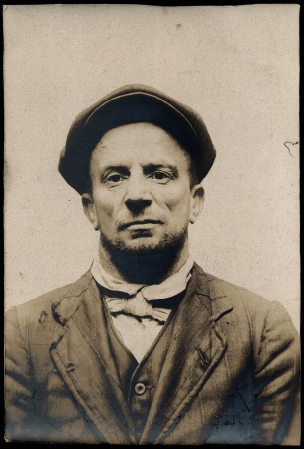William Glendinning, labourer, arrested for theft