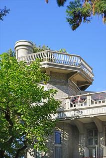 Attēls no Villa Hennebique. france monumenthistorique bétonarmé bourglareine dalbera patrimoinearchitectural villahennebique journéesdupatrimoine2015 jep2015