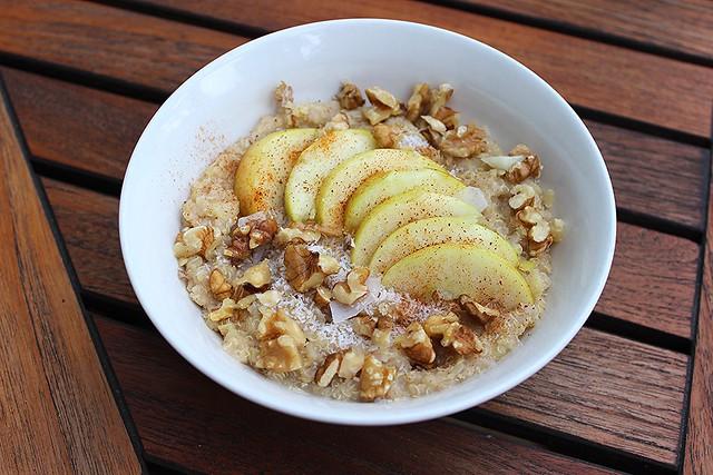 Kvinoa-omena puuro12