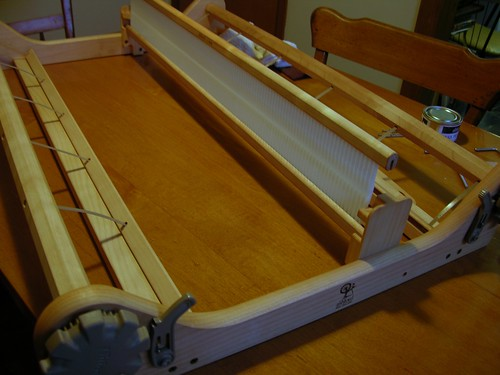 "32"" ashford rigid heddle loom"